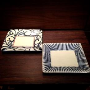 食卓がキマる四角皿