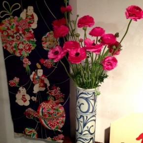 今日の花綴り