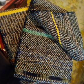 織りの魅力