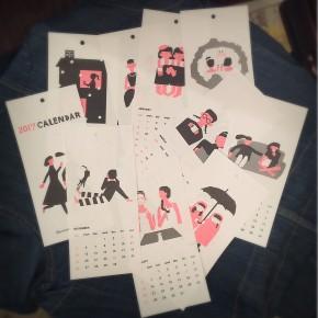 小関祥子さんのカレンダー